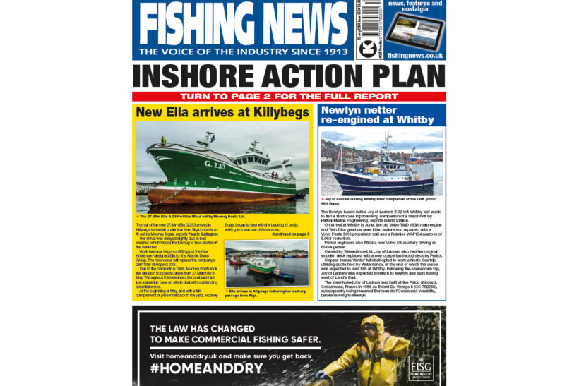 New Issue: Fishing News 23.07.20