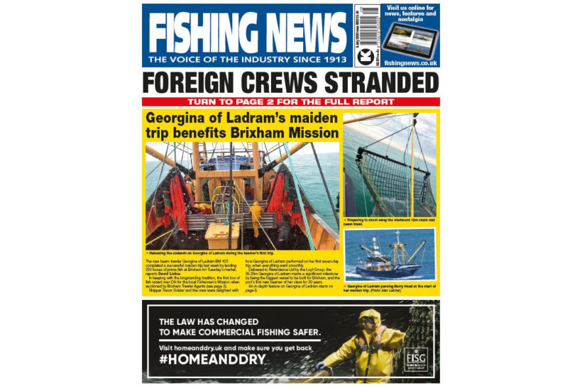 New Issue: Fishing News 16.07.20