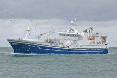 Chris Andra: midwater trawling for herring