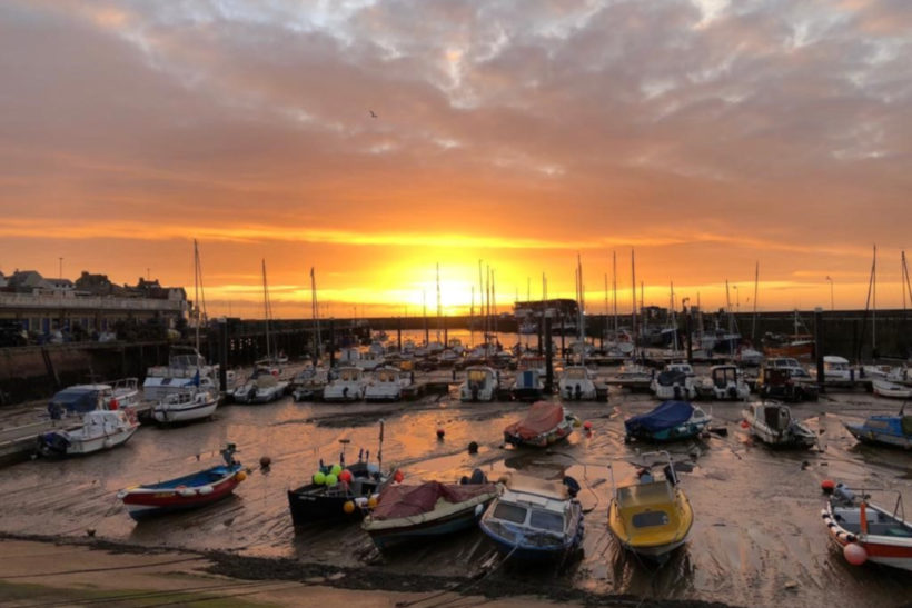 Yorkshire port aims to be 'lobster capital of Europe'