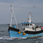 Harvester is one of Bridlington's successful fleet of potting boats.