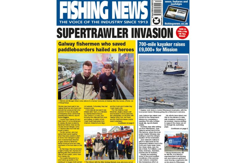 New Issue: Fishing News 27.08.20