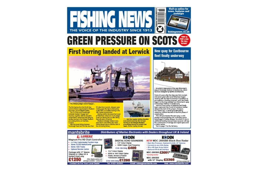 New Issue: Fishing News 03.09.20
