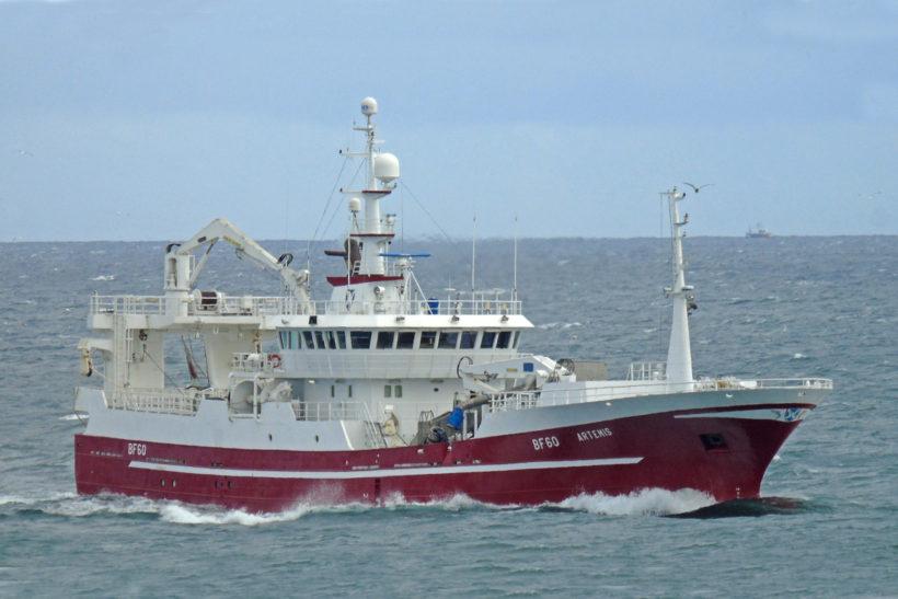 Boat of the Week: Artemis BF 60