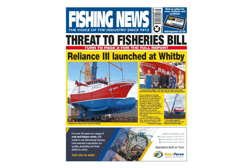 New Issue: Fishing News 17.09.20