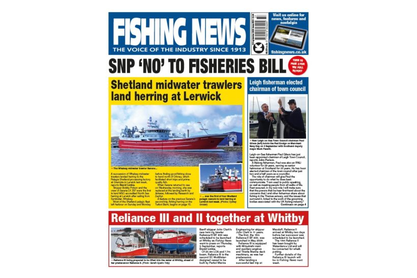New Issue: Fishing News 10.09.20