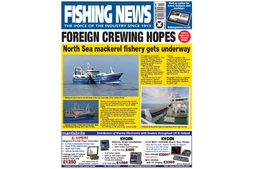 New Issue: Fishing News 08.10.20