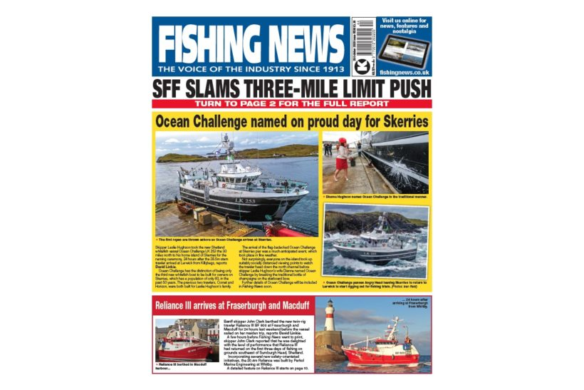 New Issue: Fishing News 29.10.20