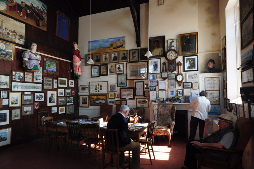 Southwold Sailors' Reading Room: nautical tales and temperance