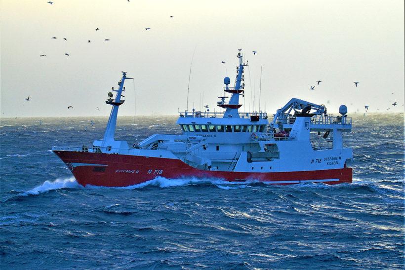Boat of the Week: Stefanie M N 718