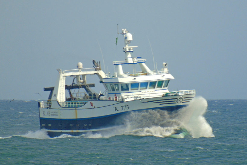 Boat of the Week: Aalskere K 373