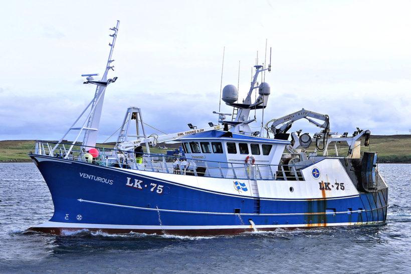 Boat of the Week: Venturous LK 75