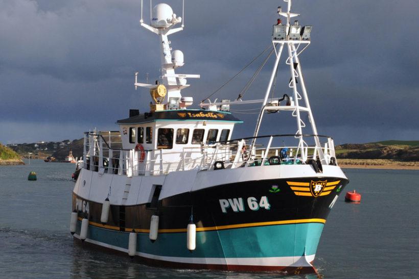 Isabelle: new vivier-crabber joins SW fleet