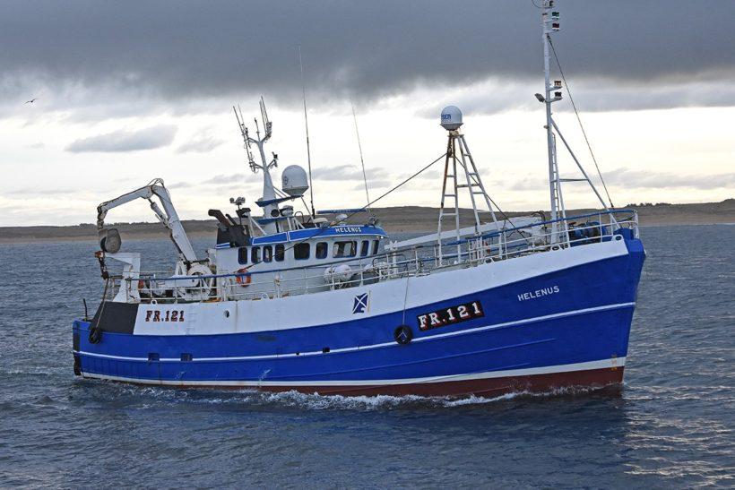 Boat of the Week: Helenus FR 121