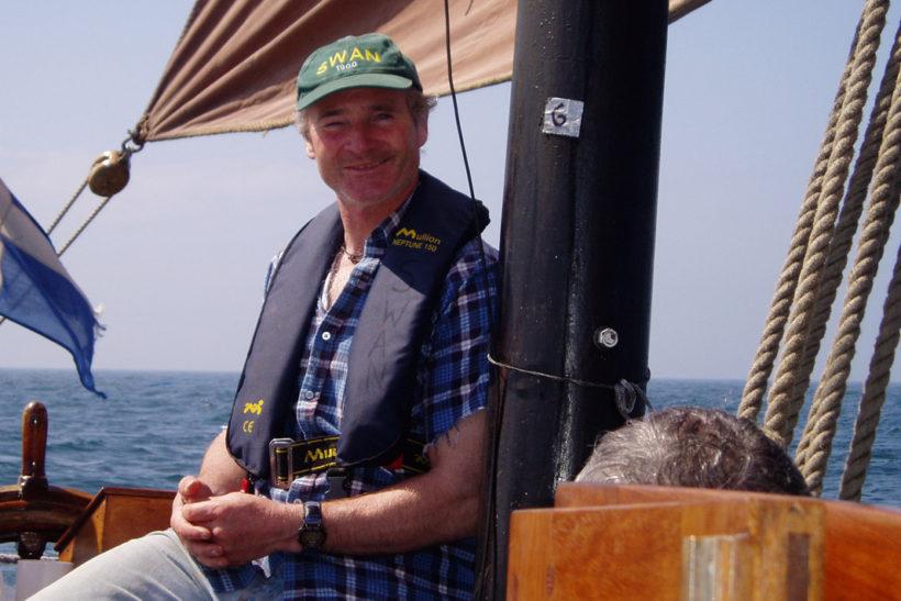 Sail training opens new horizons