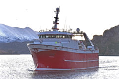 Endeavour V – Skills and efforts of small fishing communities deliver state-of-the-art whitefish stern trawler