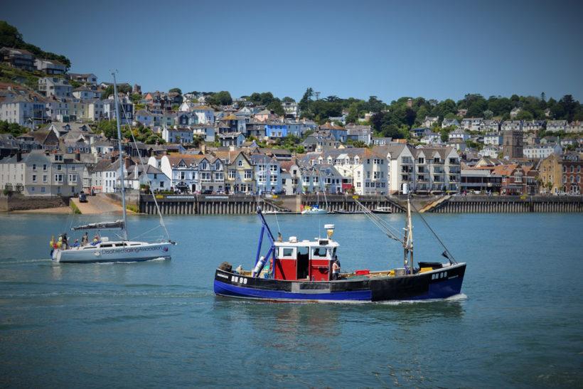 South Devon IPA: Fishing in harmony
