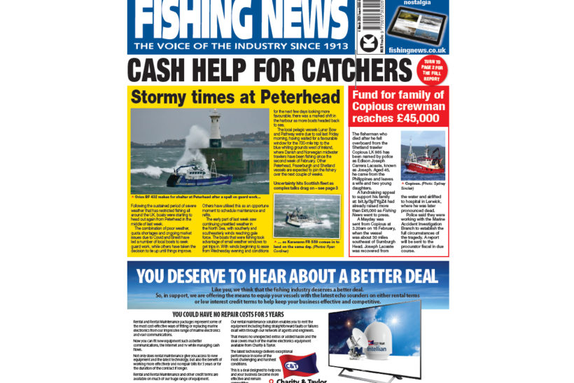 New Issue: Fishing News 04.03.21