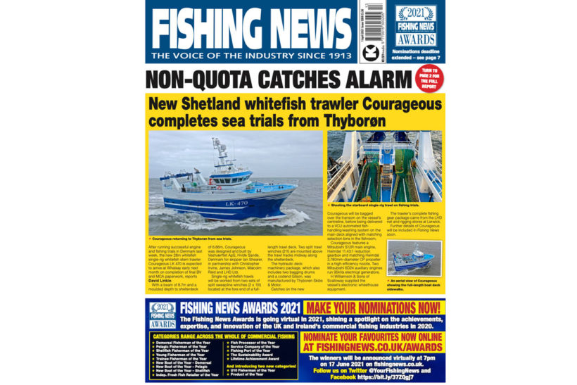 New Issue: Fishing News 01.04.21