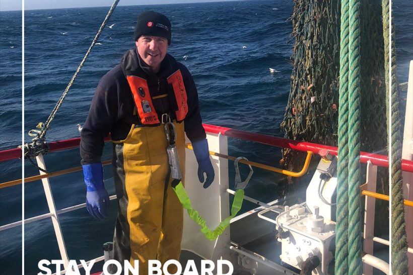 Spotlight On Safety At Sea: Home And Dry Launches New MOB Campaign