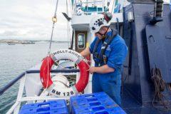 Spotlight on safety at sea: Identify hazards to reduce risk
