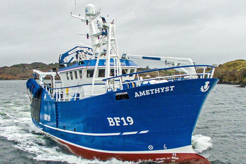 Boat Of The Week: Amethyst BF 19