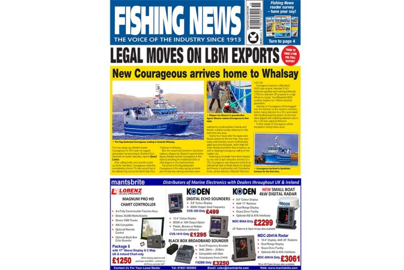 Legal Moves On LBM Exports