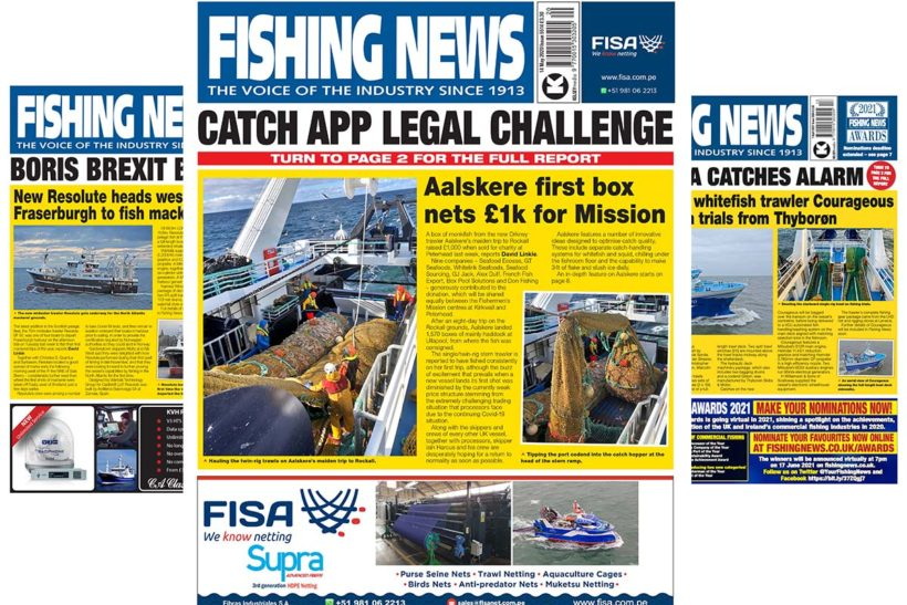 Have your say! Take part in the Fishing News reader survey