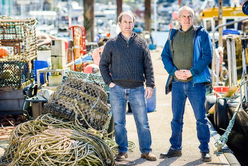 British brothers named award finalists for device to prevent seabird bycatch in longline fishing