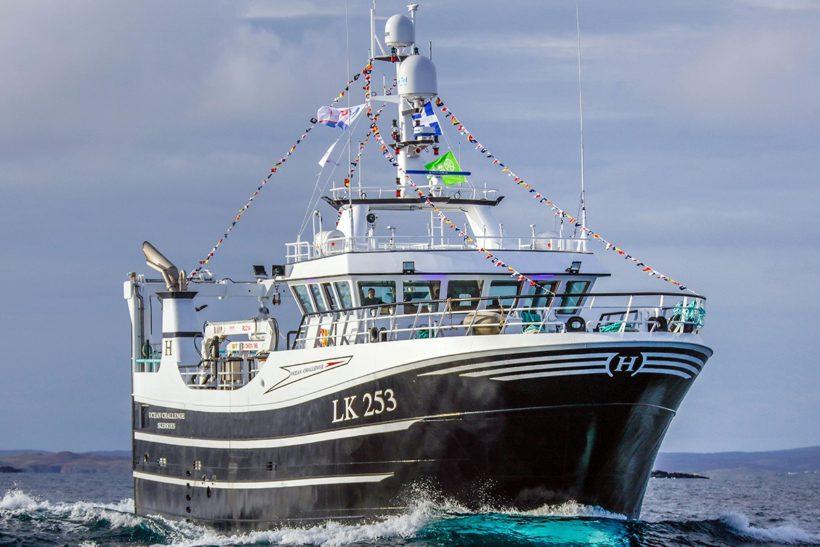 Boat Of The Week: Ocean Challenge LK 253