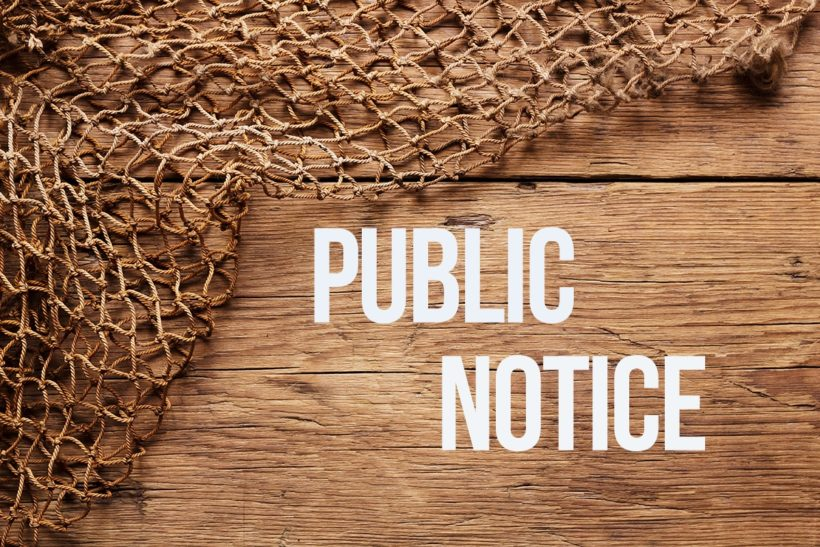 Public Notice: SECTION 153 OF THE PLANNING ACT 2008