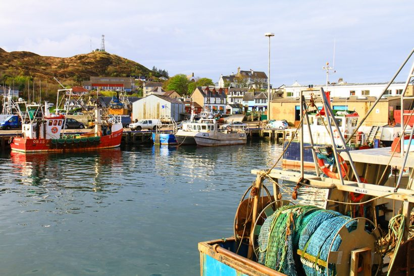 Investment at Mallaig set to reduce port's carbon footprint