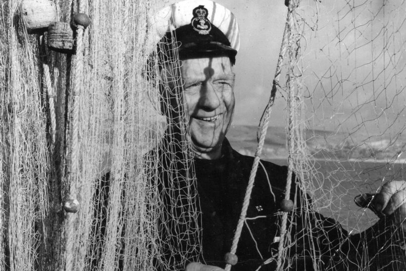Bobby Brown BEM: A life fishing