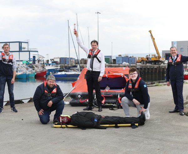 BIM business case for new Sea Survival Training Unit approved