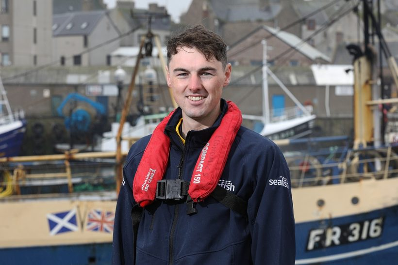 2021 Seafish fleet survey researchers' diaries: The quay to community