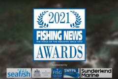 Fishing News Awards 2021 virtual trophy presentation