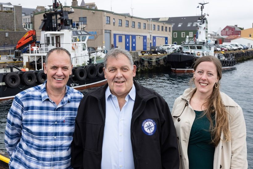 George Anderson appointed chair of Lerwick Port Authority