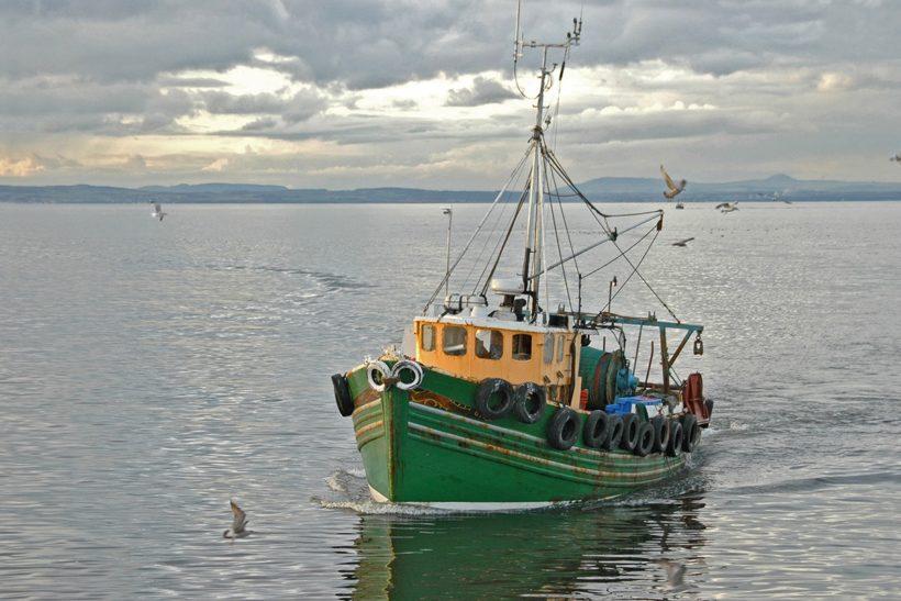 Greens call for Scottish three-mile trawl ban