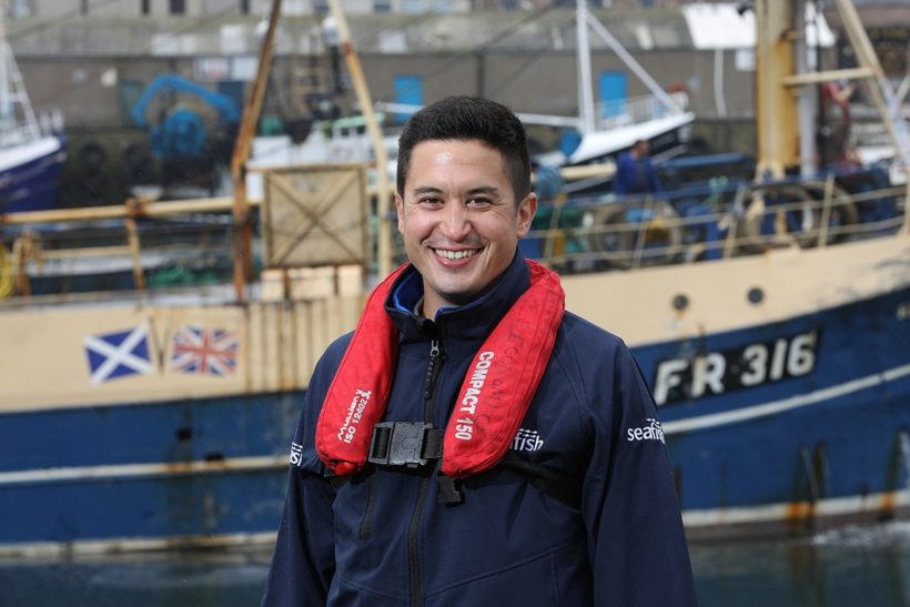 2021 Seafish fleet survey researchers' diaries: The fisher, the accountant, the mechanic, the chef