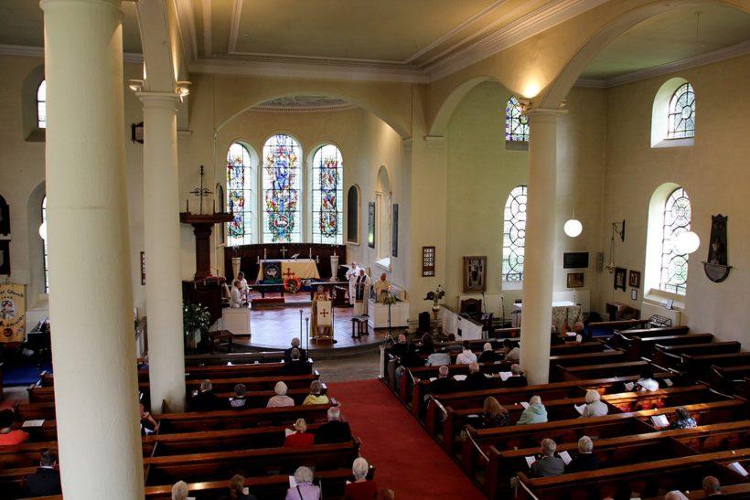 North Shields celebration marks Mission's 140th anniversary