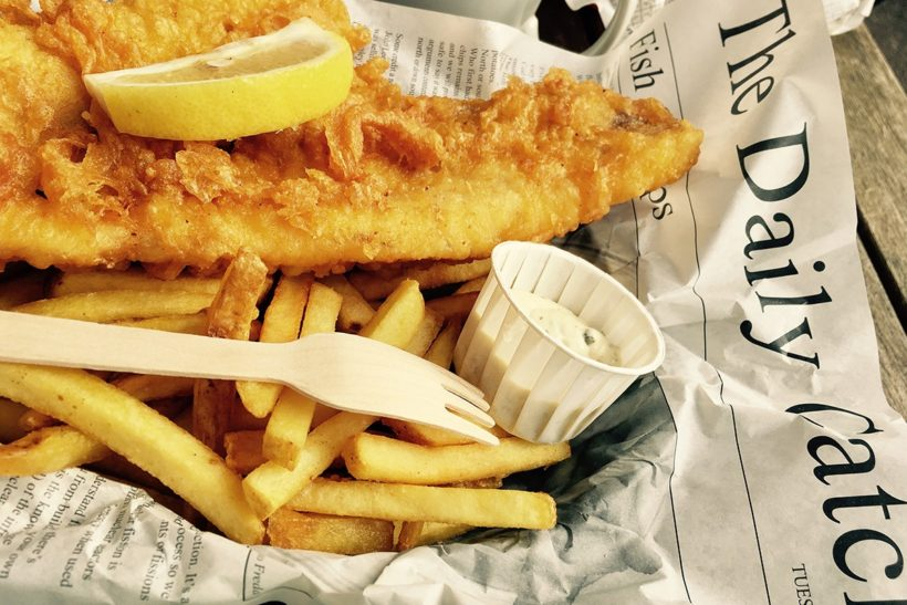 Younger diners 'want more transparency from chippies'