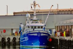 Orion: Macduff Shipyards delivers versatile 24.5m twin-rig trawler to Fraserburgh owners