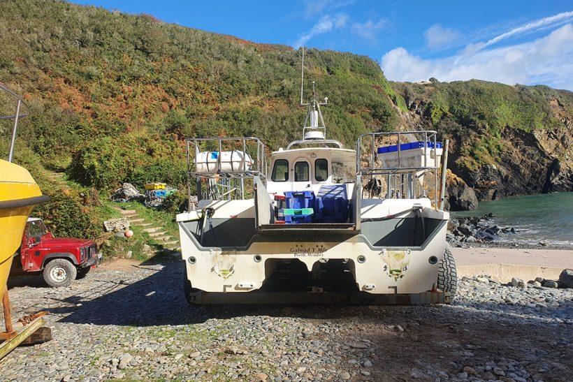 Engine thieves target North Wales fishermen