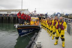 First Shannon-class lifeboat arrives in SE Ireland