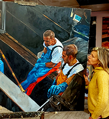 A celebration of the fishing industry