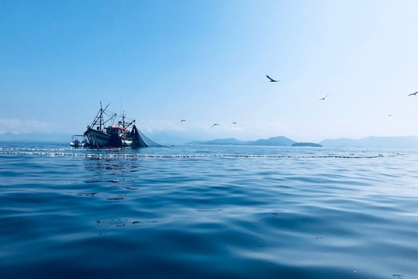 Early December target for 2022 fishing talks agreement